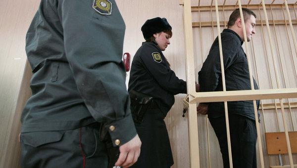 Основатель религиозной секты Ашрам Шамбала Константин Руднев в Новосибирском районном суде