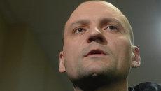 Координатор Левого фронта Сергей Удальцов. Архивное фото