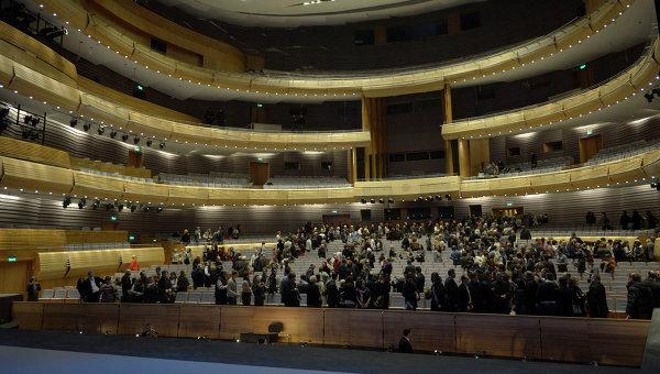 Мариинский театр. Архивное фото