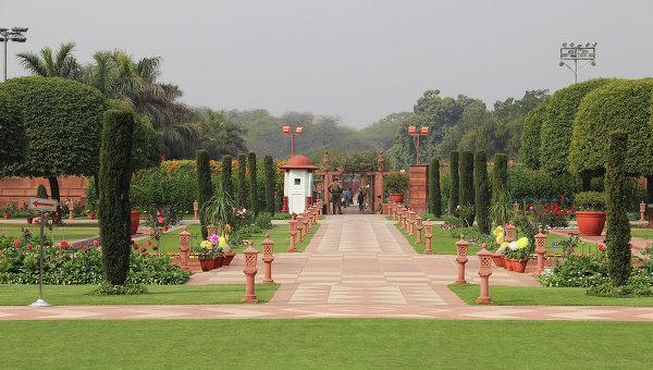 Могольские сады в Нью-Дели. Архивное фото