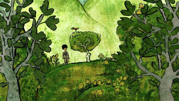 Кадр из мультфильма Бессмертный