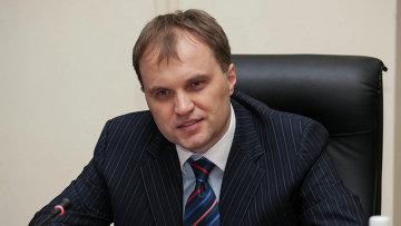 Президент ПМР Евгений Шевчук. Архивное фото