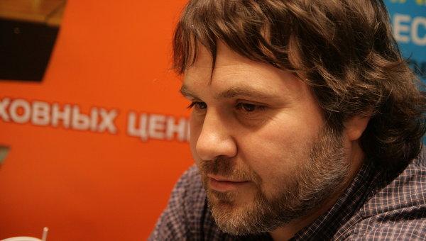 Александр Гезалов, член Общественной палаты