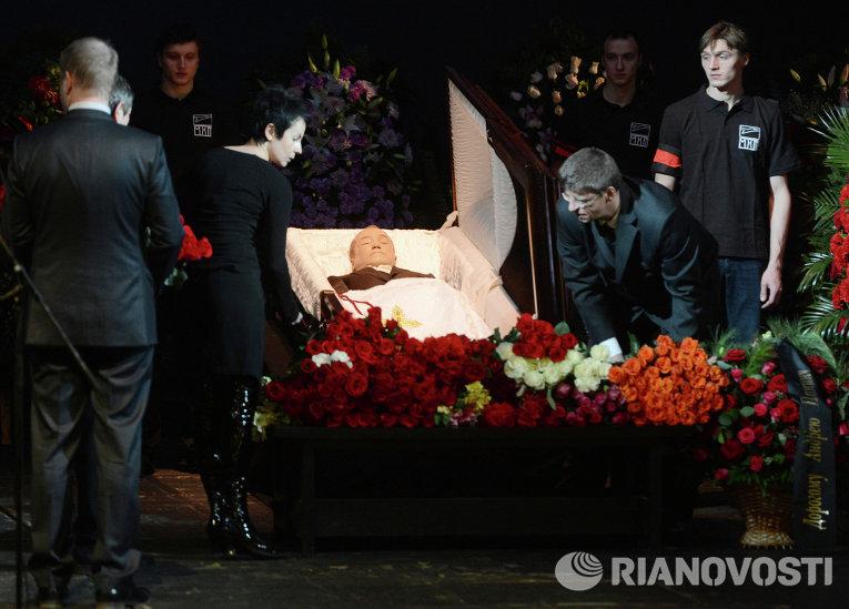 фото мертвого владислав галкин
