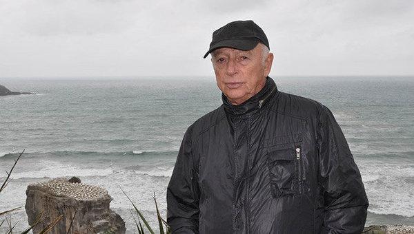 Учёный-геофизик Александр Городницкий, архивное фото