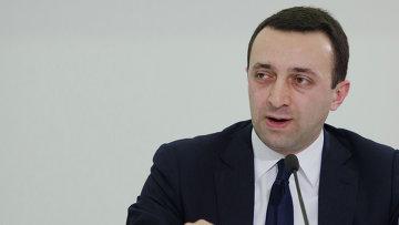 Министр Внутренних Дел Грузии Ираклий Гарибашвили