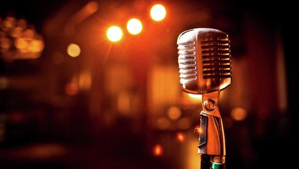 Микрофон. Архивное фото.