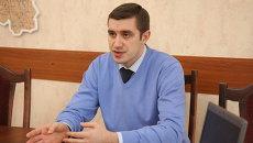Исполняющий обязанности начальника Верхне-Обского бассейнового водного управления Василий Борисенко