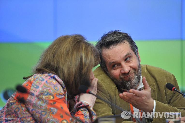 Анна Качкаева и Василий Гатов