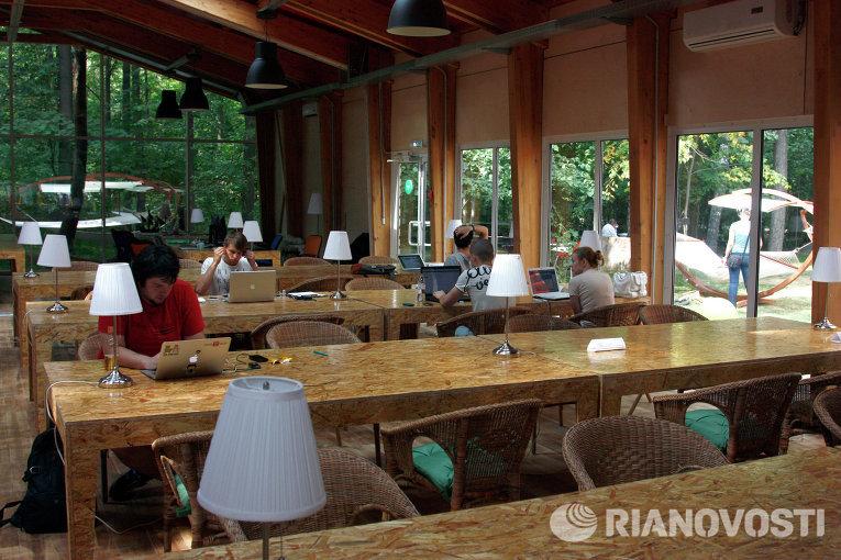 Коворкинг Рабочая станция в Москве