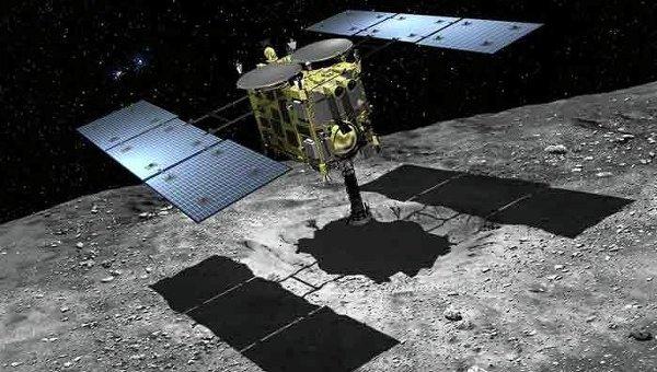 Зонд Хаябуса-2
