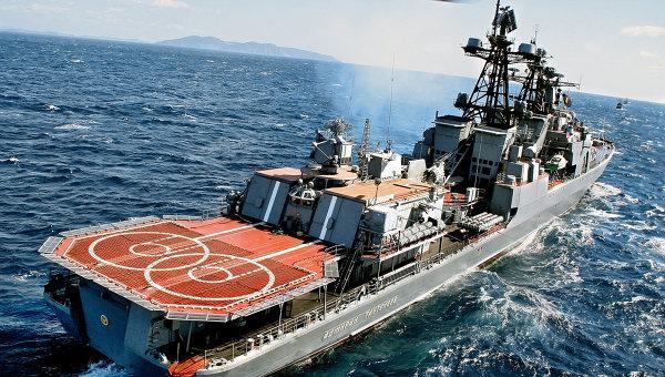 Средиземноморская группировка вмф россии сегодня