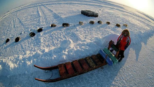 Экспедиция Ф.Конюхова Карелия – Северный Полюс – Гренландия. Архив
