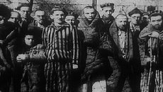 День освобождения узников фашистских концлагерей. Кадры из архива
