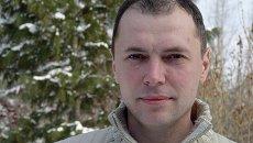 Новосибирский политолог Алексей Мазур, архивное фото