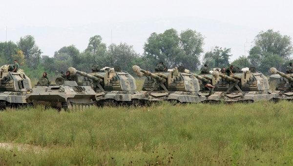 Сухопутные войска. Архивное фото