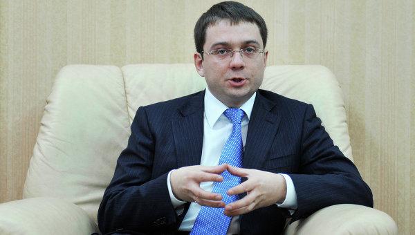 Исполнительный директор Некоммерческого партнерства ЖКХ-развитие Андрей Чибис. Архив