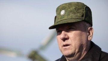Генерал-полковник Владимир Шаманов. Архивное фото