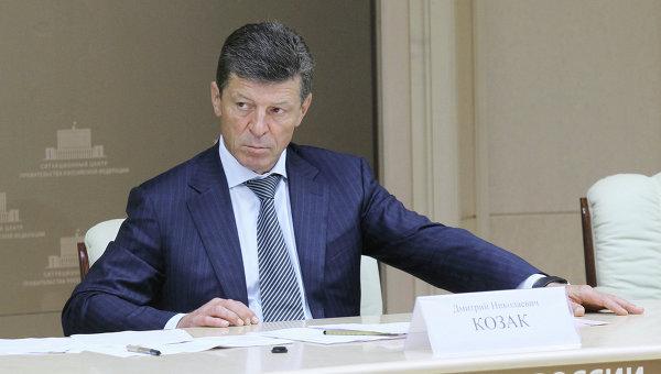 Дмитрий Козак. Архивное фото