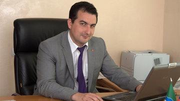 Бывший первый заместитель мэра Бердска Владимир Мухамедов, архивное фото