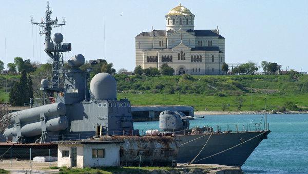 Военно-морская база Черноморского флота Российской Федерации в Севастополе