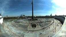 День Победы: по местам боевой славы. Панорамная съемка из Москвы и Волгограда