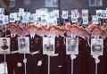 Честь и память всем погибшим. Парад Победы в Кургане