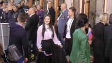 Участники Евровидения-2013 о песне Дины Гариповой и ее шансах на победу