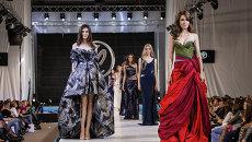 Яркое финальное шоу Недели моды во Владивостоке