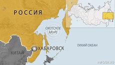 Землетрясение в Охотском море