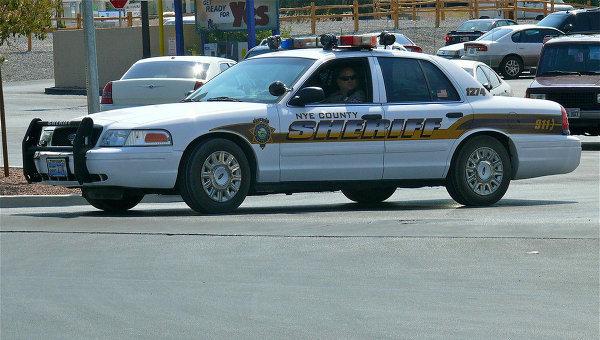 Полиция США. Архивное фото.