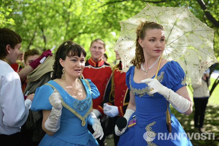 День Александра Пушкина в Новосибирске