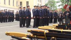 Старые фуражки долой: выпускники филиала ТОВМУ стали лейтенантами