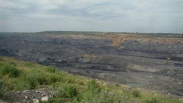 Бачатский угольный разрез. Архив