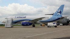 Sukhoi Superjet 100. Архивное фото