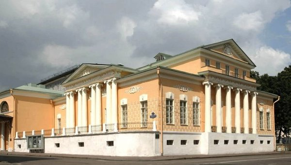 Государственный музей А. С. Пушкина. Архивное фото