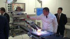 Зачем в операционной болгарский перец: репортаж из медцентра ДВФУ