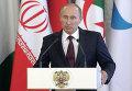 Путин назвал условие, при котором Сноуден может остаться в России