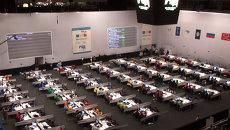 Чемпионат мира по командному программированию среди студентов ACM ICPC 2013. Архив