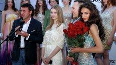 Конкурс моделей Новые лица прошел в Новосибирске