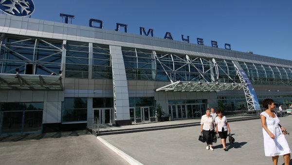 Чартер вТунис задержан вНовосибирске из-за неисправности самолета