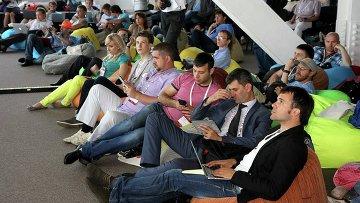 НеФорум блогеров начал работу в новосибирском Академгородке
