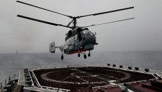 Российско-китайские учения под Владивостоком