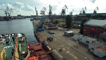 Балтийский завод. Архивное фото