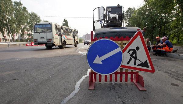 Томская область в 2017 году отремонтировала 270 километров дорог