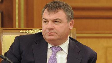 Анатолий Сердюков . Архивное фото