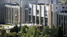 Здание МГИМО в Москве. Архивное фото
