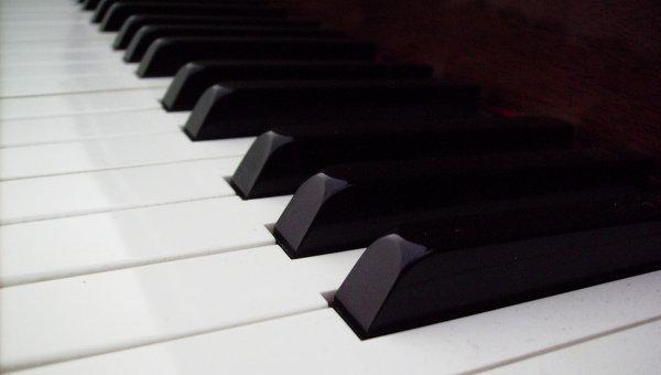 Клавиши. Архивное фото.