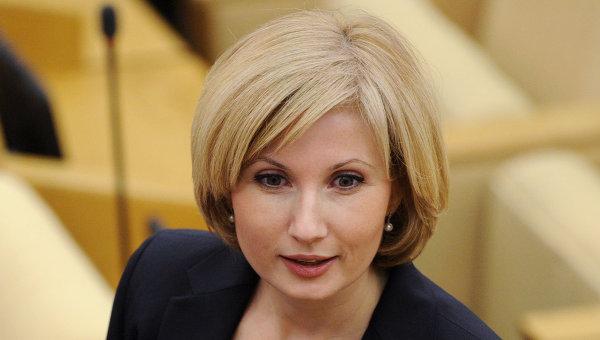 Ольга Баталина, архивное фото