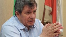 Председатель парламента Чеченской Республики Дукуваха Абдурахманов, архивное фото
